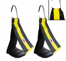 Double Strength Protection Ab Slings  Abdominal Slings (FUSION) Ab Crunch