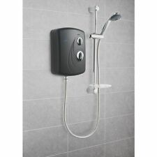 Triton Enrich 9.5kW Black Electric Shower. New. Fast Free Post. Guarantee