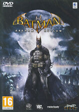 Batman Arkham Asylum  (Mac DVD-Rom)