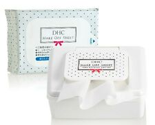 DHC Make Off Sheets and Refill, 100 sheets plus case, includes four free samples