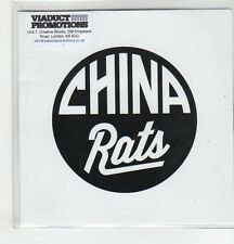 (ER781) China Rats, Don't Play With Fire EP - 2013 DJ CD