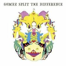 Tim's Dollar Store: Split the Difference by Gomez (CD, May-2004, Virgin)