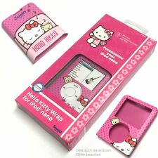 Hello Kitty iPod Nano Case/Schutzhülle/wrap pink für Apple 3G 3rd 3.Generation