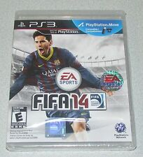 FIFA 14 for Playstation 3 Brand New! Factory Sealed!