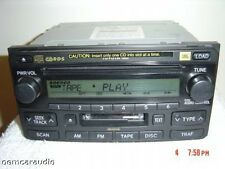 86120-42110 A56837 JBL Toyota Radio AM FM Tape 6 Disc Changer CD Player 03 04 05
