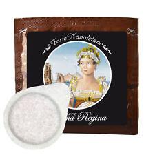 150 Cialde Caffè Donna Regina Filtrocarta Miscela Forte Borbone Rossa