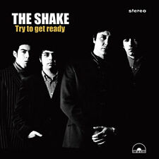 THE SHAKE Try To Get Ready LP . small faces creation stand ells eyes beatles