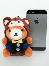 Cute Plush Zodiac Bear Power Bank Cell Phone Tablet Charger 5200mAh - Monkey