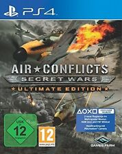 PS4 Air Conflicts 1 Secret Wars Ultimate Edition PS4 Neu