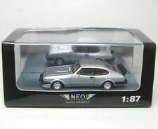 Ford Capri III Turbo (silver metallic) 1981