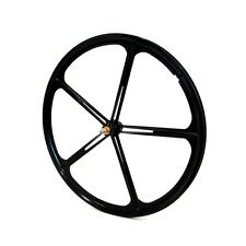 5 Spoke Vorderrad Front Wheel Five Fixie Fixed Singlespeed Single Track Bahn Ren