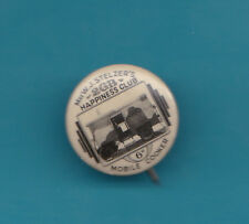 Radio 2GB Mrs Stelzers Hapiness Club Badge 1940s Mobile Cooker