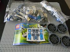 Lego Legends of Chima 70131  Rock Flinger - Vehicle and instruction book