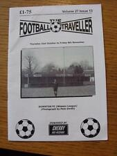 31/10/2013 The Football Traveller: Weekly Magazine Vol 27 Issue 13 - Cover Pictu