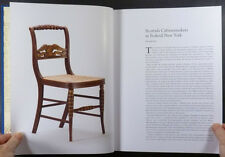 American Antique Federal New York Scottish Cabinetmakers & Their Furniture