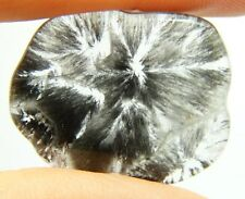 Q-182 New kind Super seven7,Melody stone,15.05ct 19x23x3mm Brazil,slice,quartz