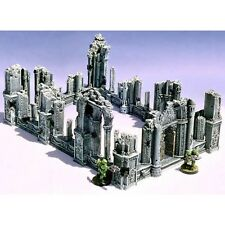 Armorcast 28mm Resin Terrain ACC001 Ruined Gothic Chapel Unpainted New Kit