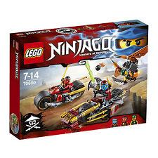 Lego Nijago Bike Jagd  70600