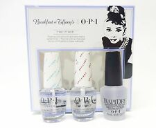 OPI Nail Plumping + Brilliant + Rapid Dry Top Coat 5oz/15mL  ~ 3 bottles~
