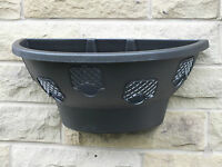 Plantopia Easy Fill Wall Basket Range watering device display stands decorative