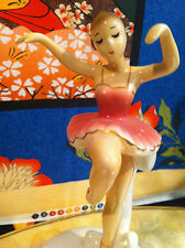 "Vintage age 9""  Josef Originals Ballerina Music Box Waltz of the Flowers"
