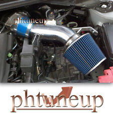 BLUE fit 2007-2012 NISSAN ALTIMA 3.5 3.5L AIR INTAKE KIT SYSTEMS + FILTER