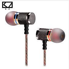 KZ Sports Headphones Stereo In-Ear Metal Heavy Bass Sound Headset Earphone