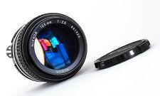 Nikon nikkor 105mm f2.5 ai - 1980-minty!