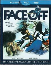 Face Off (Blu-ray/DVD combo) 40th Anniversary Limited Edition Trudy Young HOCKEY