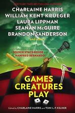Games Creatures Play by Charlaine Harris (2014, Hardcover)
