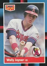 FREE SHIPPING-MINT-1988 Donruss #BC-13 Wally Joyner ANGELS MVP