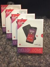 Brand New *Virgin Mobile Kyocera Hydro Vibe* 4G LTE Andriod Phone Waterproof