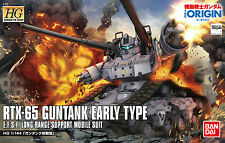 BANDAI High Grade (HG) Guntank Early Type [Gundam The Origin]