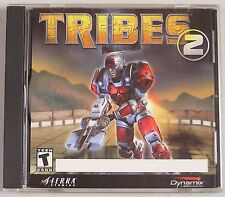 Windows Tribes 2 Video Games