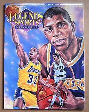 Legends  Vol 5 No 2 Mar / Apr 1992 Magic Johnson Cover - Mint