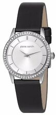 PIERRE CARDIN ELANCE FEMME COLLECTION PC106242S01 WOMEN CRYSTAL WATCH. BRAND NEW
