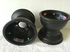 "DOUGLAS WHEEL KART RACING MAGNESIUM RIMS  - 5"" X 130mm  VENTED MB5-130V  PAIR!!!"