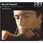 Paganini: 24 Caprices, Tedi Papavrami, Very Good