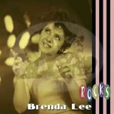 Brenda Lee - Brenda Rocks, Bear Family CD Neu