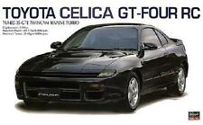 Hasegawa 20255 1/24 Scale Model Sports Car Kit Toyota Celica ST185 GT-Four RC