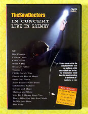 The Saw Doctors In Concert - Live in Galway ~ DVD Movie ~ Rare Live Music Video