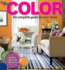 Color Better Homes and Gardens) Better Homes and Gardens Home)