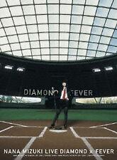 NANA MIZUKI LIVE DVD   NANA MIZUKI LIVE DIAMOND×FEVER(Blu-ray Disc)