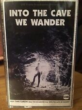 DC CAVE CARSON PROMO CASSETTE, INTO THE CAVE WE WANDER, Gerard Way, Sealed
