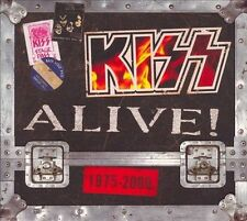 NEW Kiss Alive! 1975-2000 [box] by Kiss CD (CD) Free P&H