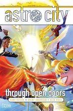 Astro City - Through Open Doors by Kurt Busiek & Brent Anderson (2014, HC)