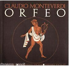 Monteverdi: Orfeo / Corboz, Ensemble Vocal Et Instrumental De Lausanne - LP