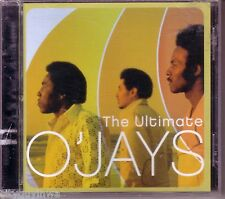 The Ultimate O'JAYS Collection 2001 CD 70s Greatest Hits Philly Soul R&B