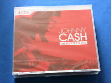 Johnny Cash - The box set series - 4CD  SIGILLATO