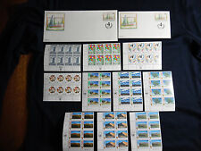 icstamps United Nations & Namibia MNH Stamp Set 1991 ST1-12